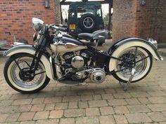1942 - Harley Davidson WLA42 Motorcycle