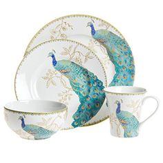 Peacock Garden 16 Piece Dinnerware Set 222 Fifth http://www.amazon.com/dp/B00DQV9RZ4/ref=cm_sw_r_pi_dp_53W3wb1M8G7HY