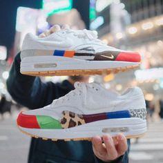 'White' Nike Air Max 1 Master is Friends & Family Exclusive - EU Kicks: Sneaker Magazine