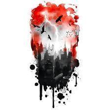Image result for trash polka tattoo