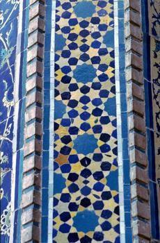 Royal Mosque, Isfahan in Iran (JORGENCA)