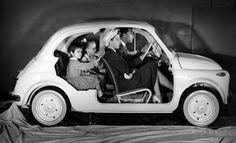 Fiat: foto di una storia che inizia da lontano - Panorama