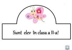 Coroniță pentru prima zi de școală sau pentru diverse evenimente Diy And Crafts, Symbols, Letters, Corona, Icons, Lettering, Fonts, Glyphs, Letter