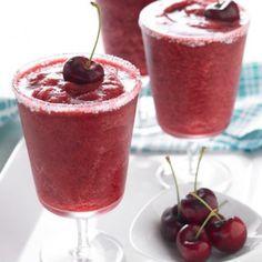 Cherry Margaritas http://www.ingredientsinc.net/2015/06/cherry-margaritas/#.VXHPdc9VhBc