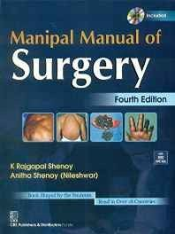 Manipal Manual of Surgery Paperback – Import Dec 2014