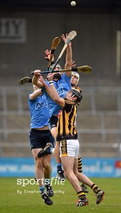 Dublin favourite to catch as he has protected himself and the ball from the Kilkenny lad Dublin, Coaching, Running, Sports, Image, Training, Hs Sports, Keep Running, Why I Run