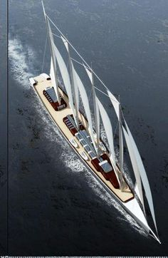 Sail Yacht Yes, my dream of a live-aboard. My boat. Bateau Yacht, Cool Boats, Yacht Boat, Yacht Design, Sail Away, Antibes, Speed Boats, Jet Ski, Tall Ships