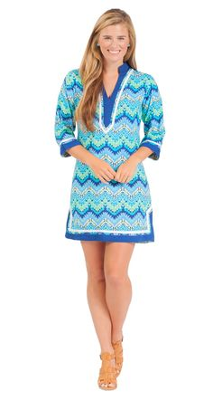 Escapada Living | 3/4 Sleeve Mimi Tunic Dress