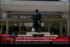 Santiago: Luego De Que Se Anunciara El Inicio De La Docencia En La UASD Varios Gremios Continuaron La Lucha