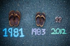 Pregnancy announcement - Click image to find more Kids Pinterest pins