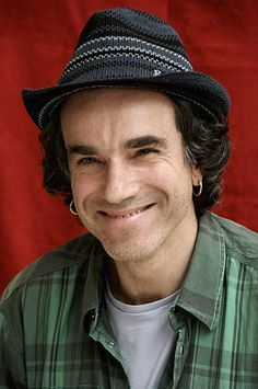 Actor Daniel Day Lewis poses at a portrait session in Los Angeles.