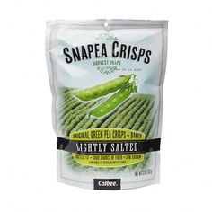 Lightly Salted Snapea Crisps Snaks, Non-GMO by Calbee - Thrive Market Porcini Mushrooms, Stuffed Mushrooms, Harvest Snaps, Gourmet Recipes, Healthy Recipes, Healthy Food Delivery, Green Peas, Egg Noodles