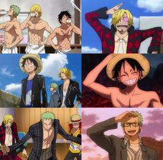 Image uploaded by Find images and videos about anime, kawaii and manga on We Heart It - the app to get lost in what you love. One Piece Funny, One Piece Comic, Zoro One Piece, One Piece Fanart, One Piece Manga, Watch One Piece, One Piece World, One Piece Images, One Piece Pictures
