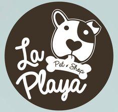 La Playa Pet Shop . Branding by Bruno Singulani, via Behance