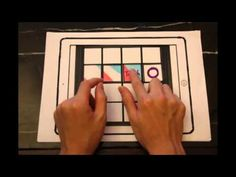 Stop Motion - Just The Way You Are Music Video (Paper iPad stop-motion) - YouTube
