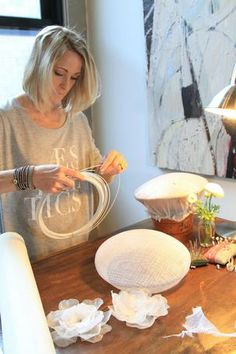 Granville Millinery Co. creating ladies' hats for the next generation - Columbus - Columbus Business First