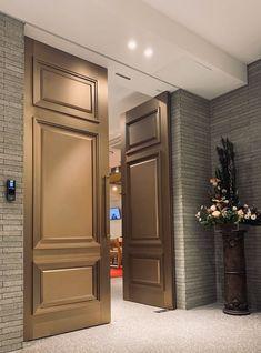 [051] 예수 사랑 교회 / 골드 발색 도어 : 네이버 블로그 Door Gate Design, Armoire, Kitchen Cabinets, Doors, Steel, Furniture, Home Decor, Clothes Stand, Closet