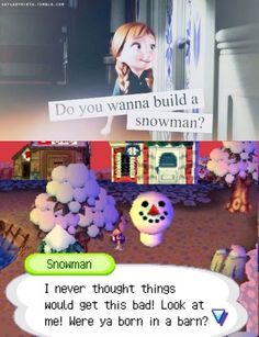 Funny Animal Crossing.