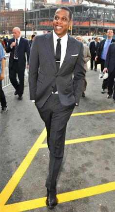 Jay-Z there's just something about J.   Photos: The 2012 International Best-Dressed List   Style   Vanity Fair