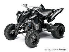 Yamaha Raptor 700 my Dream Quad..!