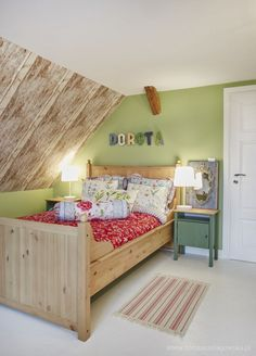 Bedroom Dorota Szelągowska