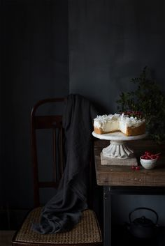 Emprioirs coconut cheesecake