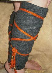 sriside (*Halla*) Tags: ironage rautakausi vikingage legwraps muinaissuomi muinaispuku srisiteet wiggalbander ancientfinnishdress