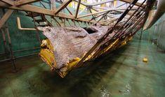 Css Hunley Submarine | ... submarine H.L. Hunley was raised from the floor of Charleston harbor