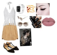 """""""Sem título #8"""" by rumbelle-cs ❤ liked on Polyvore featuring Marissa Webb, Accessorize, Christian Dior, Glenda López and Winky Lux"""