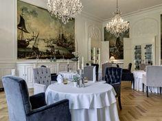 Schlachtenmalereien zieren die Wände @ Weissenhaus Grand Village Resort & Spa am Meer