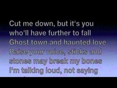 Titanium-David Guetta Feat. Sia Lyrics  - You shoot me down...But I WONT FALL.. I am titanium.