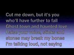 Titanium-David Guetta Feat. Sia Lyrics  - You shoot me down...But I WONT FALL.. I am titanium.