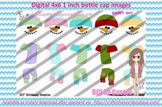 1' Bottle caps (4x6) 3 part ornaments D07 snowman  3 Part BottleCap Ornaments Image #3partOrnaments  #bottlecap #BCI #shrinkydinkimages #bowcenters #hairbows #bowmaking #ironon #printables #printyourself #digitaltransfer #doityourself #transfer #ribbongraphics #ribbon #shirtprint #tshirt #digitalart #diy #digital #graphicdesign please purchase via link  http://craftinheavenboutique.com/index.php?main_page=index&cPath=323_533_42_114