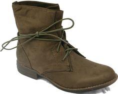 Elana Boot - Green
