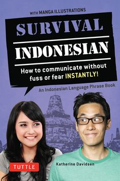 It contains all the necessary words and phrases for speaking Indonesian in any kind of setting. Perfect for students, tourists, or business people learning Indonesian or traveling to Indonesia, it also contains a beginner guide to the Indonesian language, allowing for a deeper understanding of Indonesian than a typical Indonesian phrasebook or Indonesian dictionary.