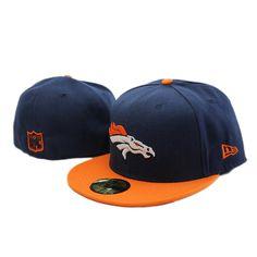 best website b778f 7e28f Discount  8.99!! NFL Denver Broncos Fitted Cap  http   www.wonderfulsnapbackswholesale