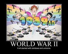 Basically, isn't that how all wars start? =^.^= {Hetalia}