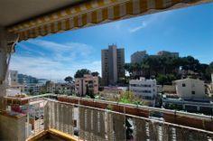 Trevlig lägenhet med två uteplatser i San Agustin
