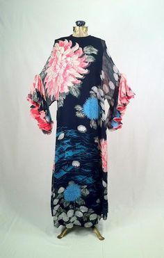 : Vintage Designer: Hanae Mori