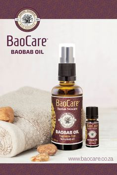 Skin irritations of any kind? Baobab oil will calm, soothe, nourish and deal with the inflammation all at the same time. Use as a moisturiser under your makeup. For men, use it as an all-natural after-shaving balm. Rub into your nails and cuticles to nourish them, add a few drops to your conditioner to soften and calm frizzy hair. Can be used or skin breakouts, dry, itchy skin conditions, skin irritations, stretch marks and scarring. #baocareskincare #baobaboil Shaving Balm, Baobab Oil, Clogged Pores, Frizzy Hair, Face Oil, Moisturiser, Stretch Marks, Face And Body, Makeup Yourself