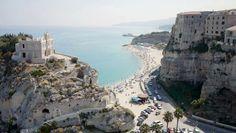 L'Italie entre ciel et mer   ARTE - la calabre
