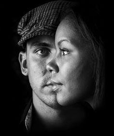 couple portrait idea