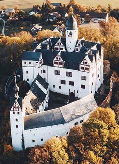 Schloss Rochsburg 🇩🇪