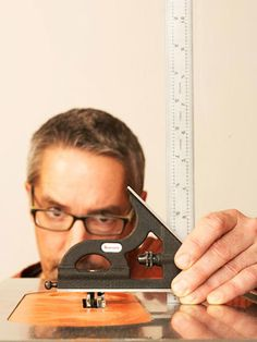 A good combination square, properly used, is worth its weight in gold. Let us show you eight practical uses.