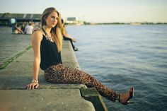 Polished Cats: Outfit: Leopard Gold