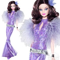 Celebrate, Disco Doll! Barbie