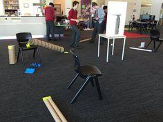 """Cedar Library on Twitter: """"Practising for the #sphero challenge #ScienceWeek…"""