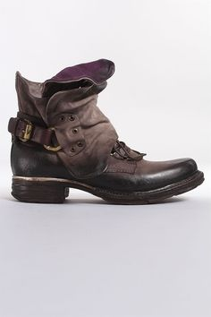 A.S. 98 Simon Boot in Rock/Black
