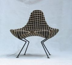 Chair by Ryan Dart. @Deidré Wallace