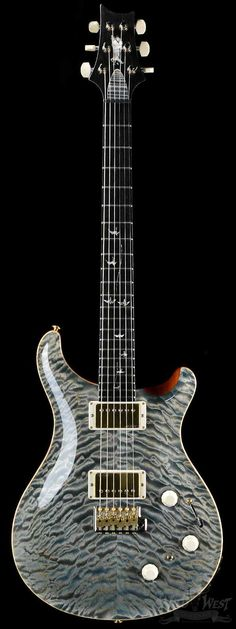 2015 PRS Paul Reed Smith P22 Private Stock 5438 Winter Grey - Preowned - Wild West Guitars